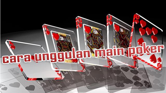 Strategi Mengatasi Kekalahan Dalam Taruhan Poker Depo Murah
